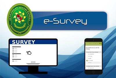 E - Survey Indikator Kepuasan Masyarakat