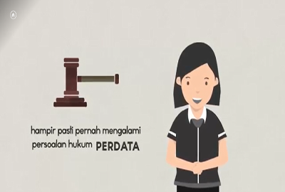 Video Informasi Gugatan Sederhana